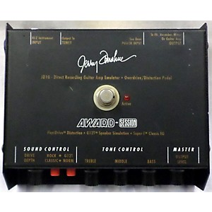Pre-owned Morley JD10 Guitar Amp Emulator/Distortion Effect Pedal