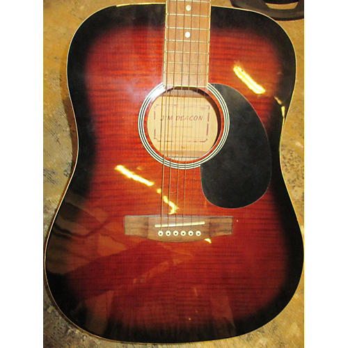 In Store Used JD28 Acoustic Guitar-thumbnail