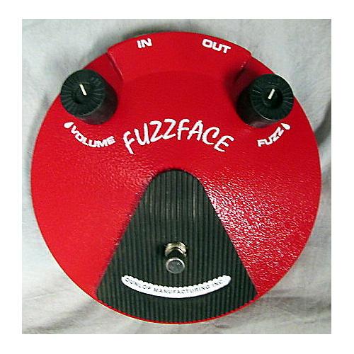 Dunlop JDF2 FUZZFACE Effect Pedal-thumbnail