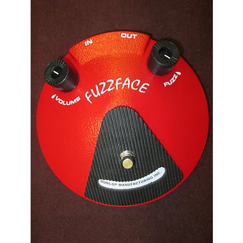 Dunlop JDF2 Fuzz Face Effect Pedal