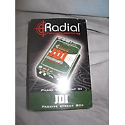 Radial Engineering JDI PASSIVE DI Direct Box