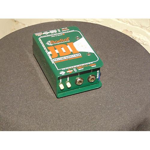 Radial Engineering JDI Passive Direct Box Direct Box-thumbnail