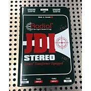 Radial Engineering JDI Sound Package
