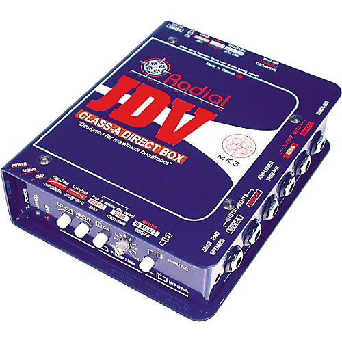 Radial Engineering JDV MK3 Direct Box