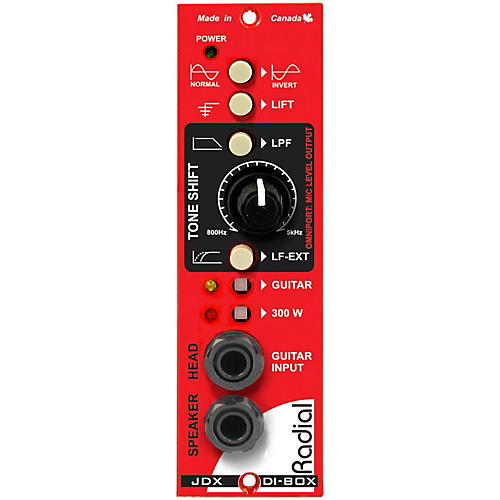 Radial Engineering JDX-500 Guitar Interface-thumbnail