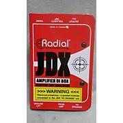 Radial Engineering JDX Amplifier Direct Box Direct Box