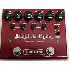 Truetone JEKYLL AND HYDE V3 OVERDRIVE AND DISTORTION PEDAL Effect Pedal