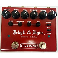Truetone JEKYLL & HYDE Effect Pedal