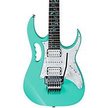 Ibanez JEM/UV Steve Vai Signature Electric Guitar Level 1 Sea Foam Green