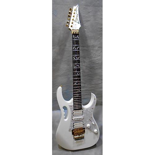Ibanez JEM70V Steve Vai Signature White Electric Guitar-thumbnail