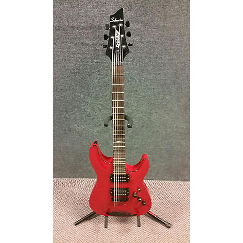 Schecter Guitar Research JERRY HORTON SIGNATURE Solid Body Electric Guitar Red