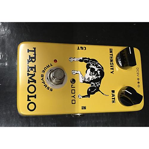Joyo JF09 TREMOLO Effect Pedal-thumbnail