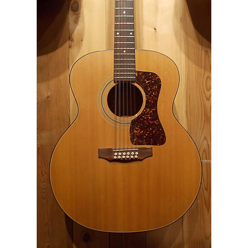 Guild JF4-12 12 String Acoustic Guitar-thumbnail