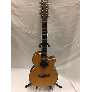 Pre-owned Fender JG-12CE 12 String Acoustic Guitar