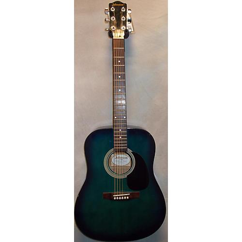 Johnson JG-620 Acoustic Guitar