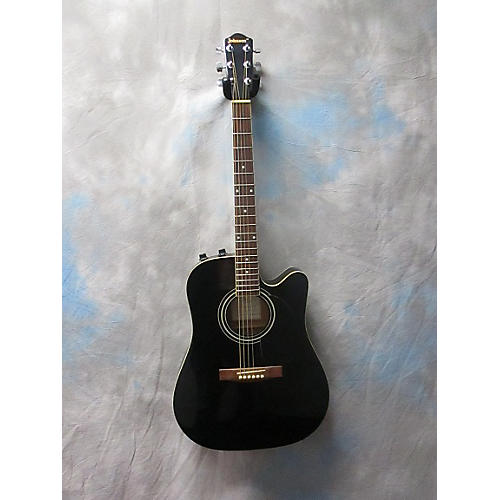 Johnson JG 650-1B Acoustic Electric Guitar