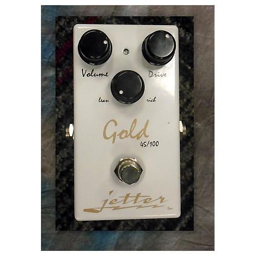 Jetter Gear JG010GS Gold Standard Overdrive Effect Pedal-thumbnail