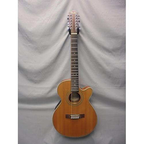 Fender JG12CE-12 12 String Acoustic Electric Guitar-thumbnail