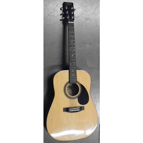 Johnson JG610 Acoustic Guitar-thumbnail