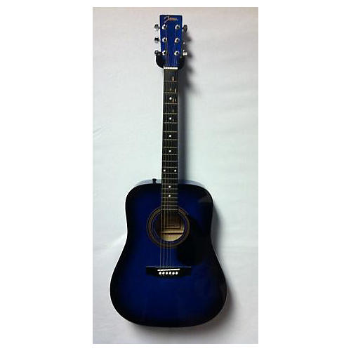 Johnson JG610BL Acoustic Guitar