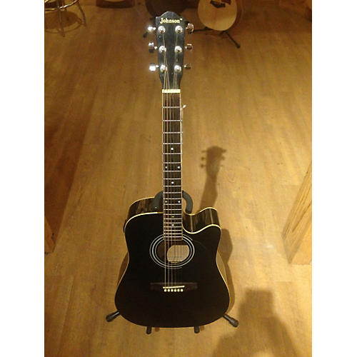 Johnson JG620 Acoustic Electric Guitar-thumbnail