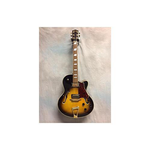 Johnson JH 440S Hollow Body Electric Guitar-thumbnail