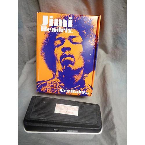 Dunlop JH1D JIMI HENDRIX SIGNATURE WAH Effect Pedal-thumbnail