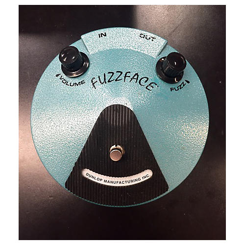 Dunlop JHF1 Jimi Hendrix Signature Fuzz Face Effect Pedal