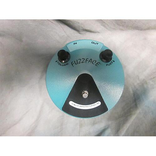 Dunlop JHF1 Jimi Hendrix Signature Fuzz Face Effect Pedal-thumbnail