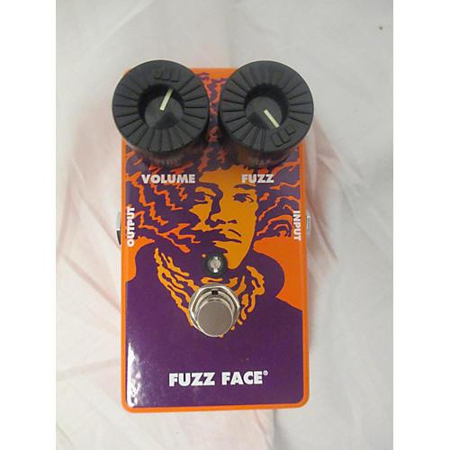 Dunlop JHM1 Jimi Hendrix Signature Fuzz Face Effect Pedal