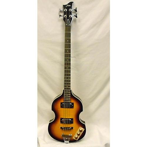used johnson jj 200 vs electric bass guitar vintage sunburst guitar center. Black Bedroom Furniture Sets. Home Design Ideas