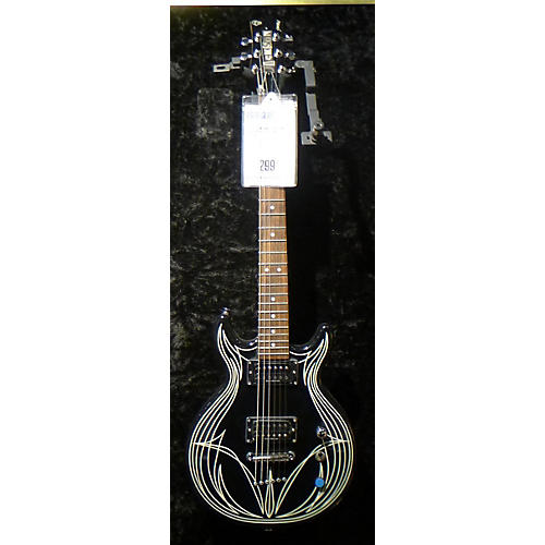 Jackson JJ4 Solid Body Electric Guitar-thumbnail