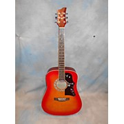 Jay Turser JJ41DEQKITCSB Acoustic Electric Guitar
