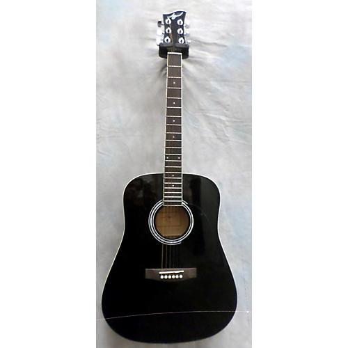 In Store Used JJ45-BK Acoustic Guitar-thumbnail