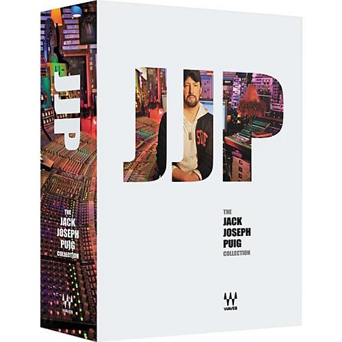 Waves JJP Analog Legends Collection TDM/SOUNDGRID Plug-In Bundle