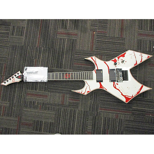 B.C. Rich JJSW Joey Jordison Signature Warlock Electric Guitar-thumbnail