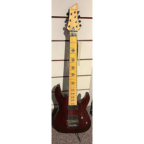 Schecter Guitar Research JL7FR Solid Body Electric Guitar-thumbnail
