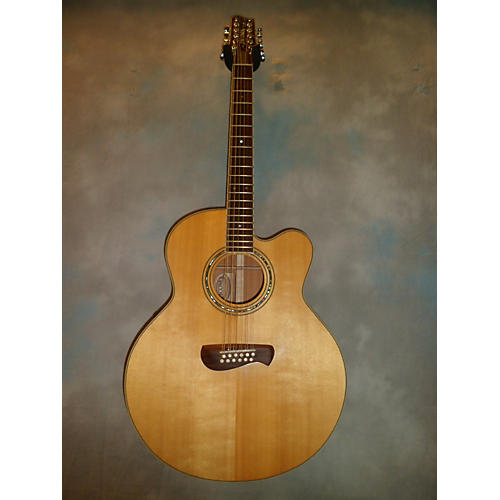Tacoma JM1612C 12 String Acoustic Electric Guitar