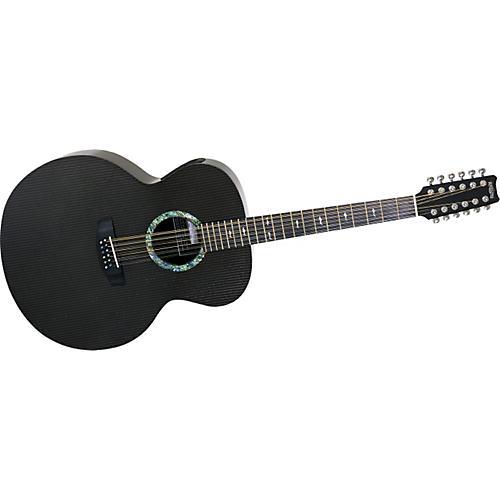RainSong JM3000 Jumbo 12-String Acoustic-Electric Guitar