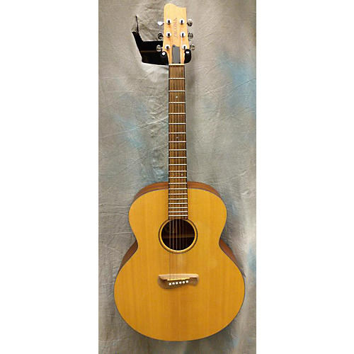used tacoma jm9 acoustic guitar natural guitar center. Black Bedroom Furniture Sets. Home Design Ideas