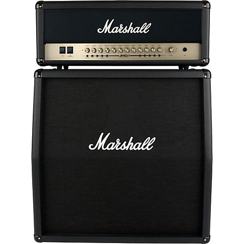 Marshall JMD100 and MA412 Half Stack