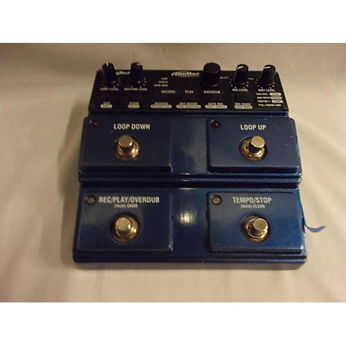 Digitech JML2 Jam Man Stereo Phrase Pedal