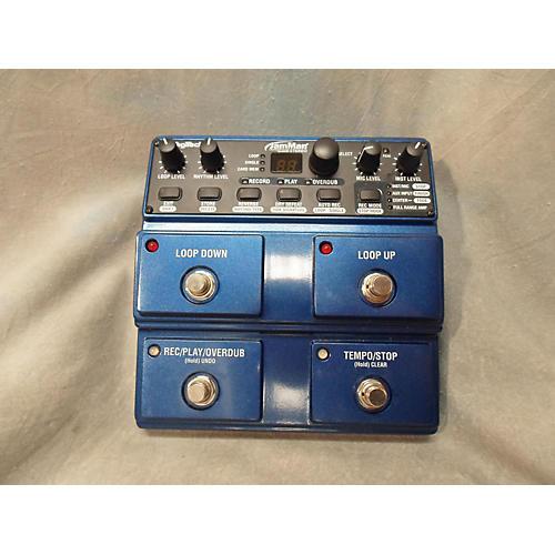 Digitech JML2 JamMan Stereo Looper And Phrase Sampler Pedal-thumbnail