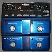 JML2 JamMan Stereo Looper And Phrase Sampler Pedal