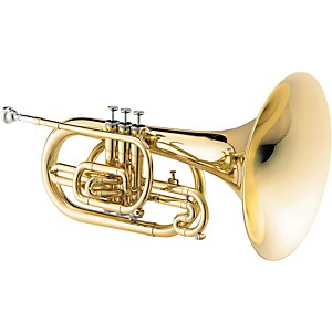 Jupiter JMP1000M Qualifier Series F Marching Mellophone by Jupiter