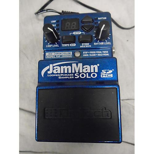Digitech JMS Jam Man Solo Phrase Pedal-thumbnail
