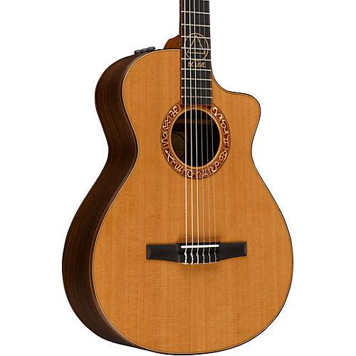 Taylor JMSM Jason Mraz Signature Model Acoustic-Electric Guitar Natural