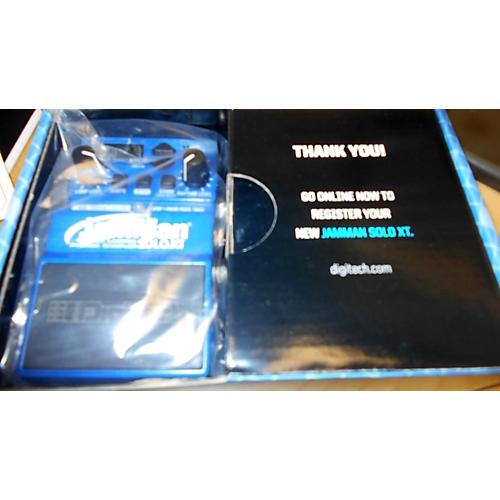 Digitech JMSXT JamMan Solo XT Looper Pedal-thumbnail