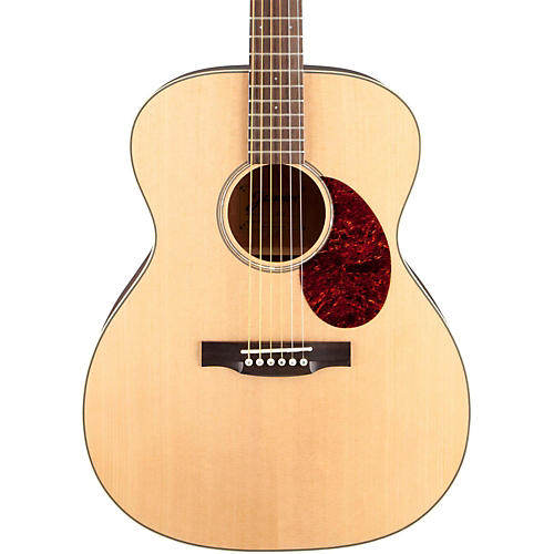 Jasmine JO-37 Solid Top Orchestra Acoustic Guitar-thumbnail
