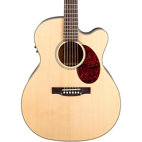 Jasmine JO-37CE Orchestra Acoustic-Electric Guitar-thumbnail